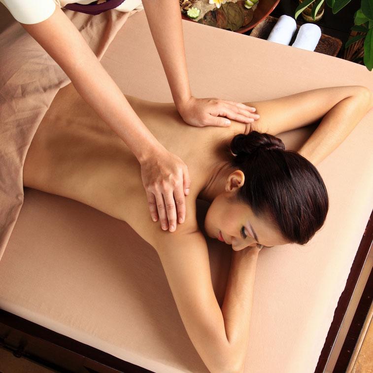 Расслабляющий уход от отеков тела. Лимфодренаж
